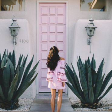 Pink On Pink | Palm Springs Edit