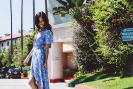 Champagne Twilight - Diana Huntley - Devlin Dress