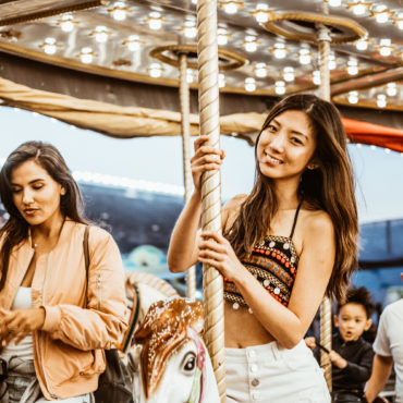 Carousels and Cotton Candy | LA County Fair