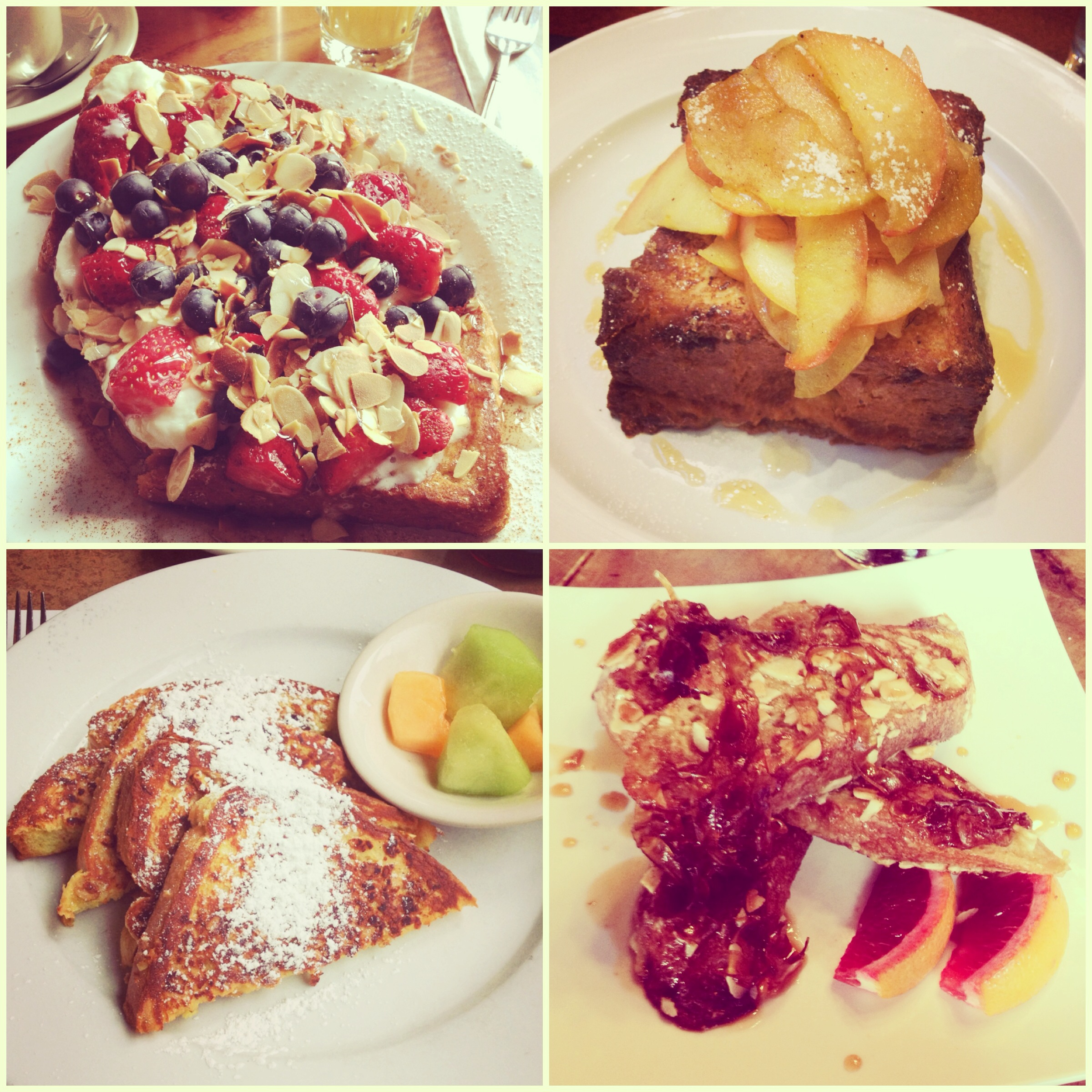 5 Amazing French Toasts of New York (Move Over Humans of NY)