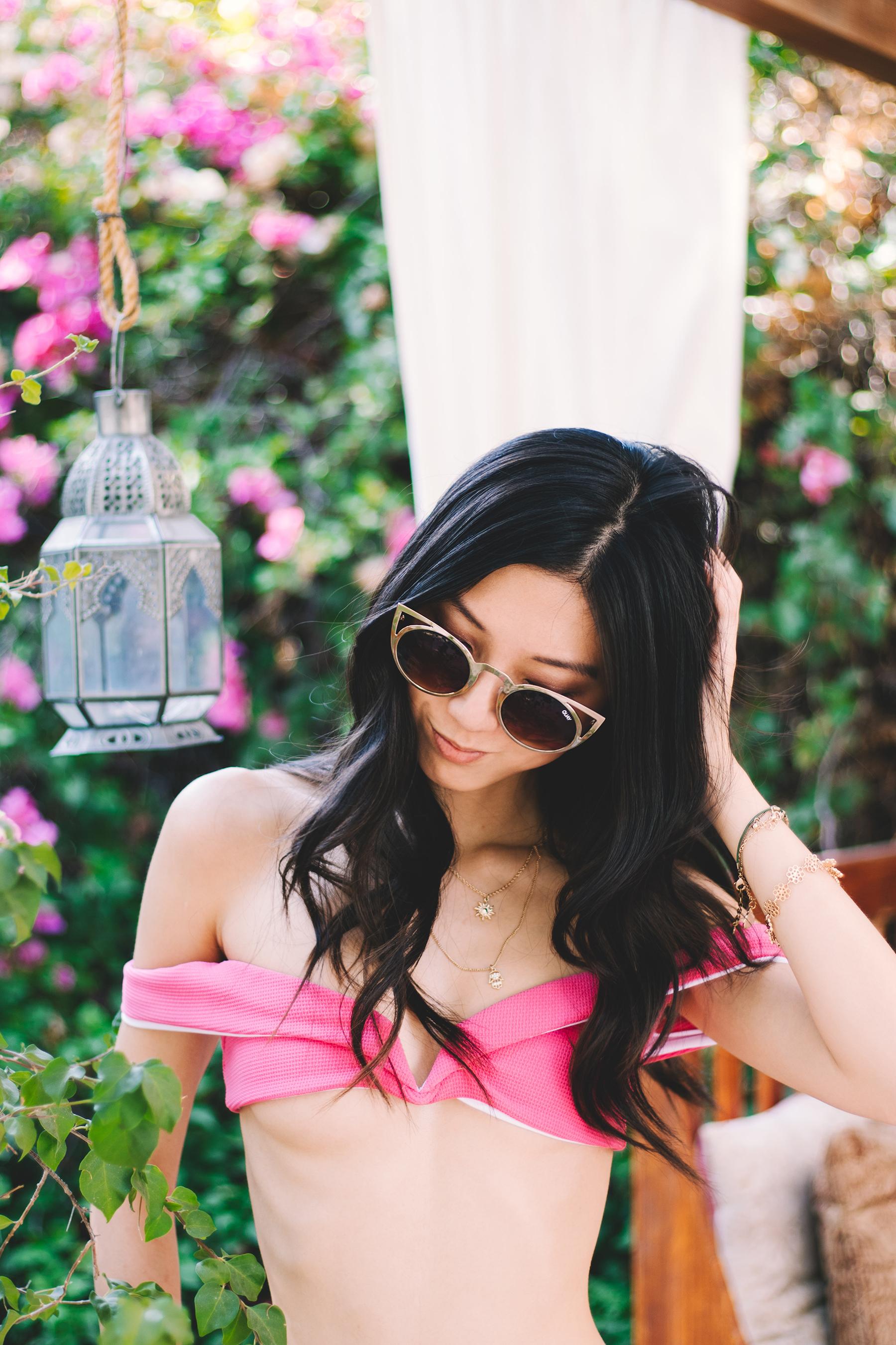 Diana Huntley - Champagne Twilight - Palm Springs - Skye And Staghorn Swimwear